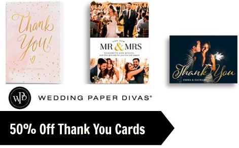 Wedding Paper Divas Sweepstakes Coupon Codes