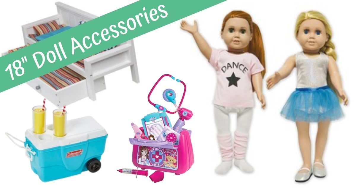 zulily doll accessories