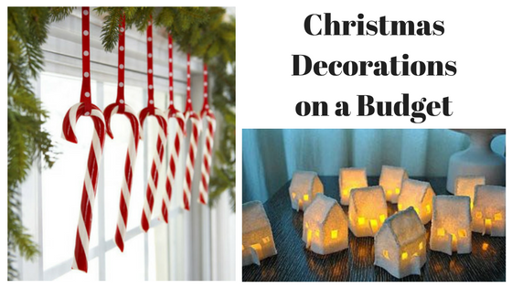 Easy Christmas Decorations On A Budget :: Southern Savers