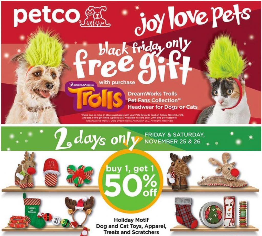 petco black friday ad 2016