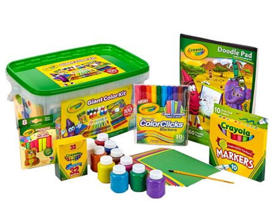 crayola giant color