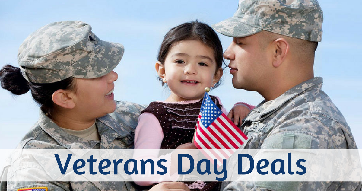 Veterans day free meals discounts more southern savers for Busch gardens veterans discount