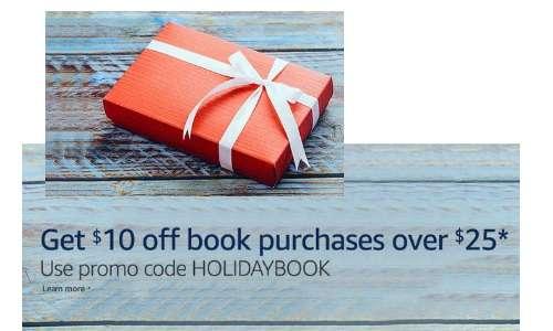 Amazon $10 off coupon code