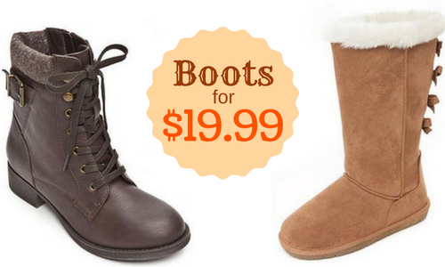 Womens Boots On Sale