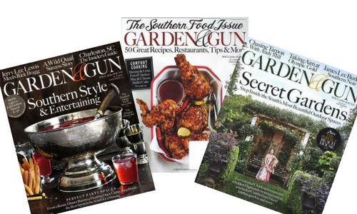 Garden Gun Magazine Subscription 425 a Year Southern Savers