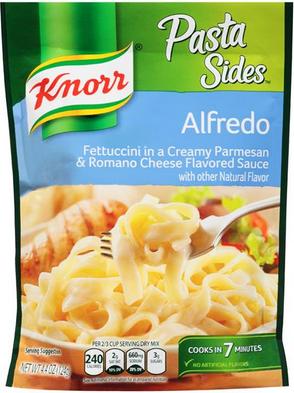 knorr-pasta