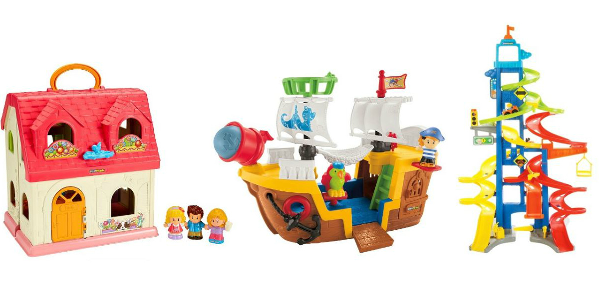 Little People Toys : Fisher price coupons all about fish