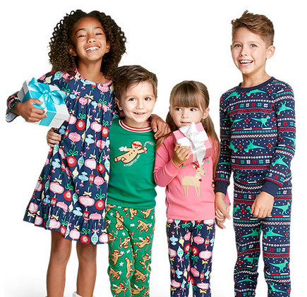 Kids Christmas Pajamas.Kids Christmas Pajamas 10 Shipped Southern Savers