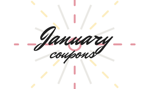 january coupons