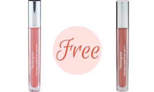 Neutrogena Coupon | Make for Free Lip Gloss