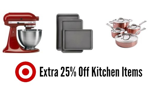 25 Off Select Kitchen Items Southern Savers