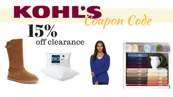 Extra 15 off kohls clearance southern savers extra 15 off kohls clearance fandeluxe Gallery