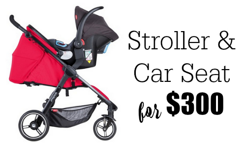 Here Is A Great Deal On Stroller Travel System You Can Get The Phil Ted Smart For 299 And Infant Car Seat FREE