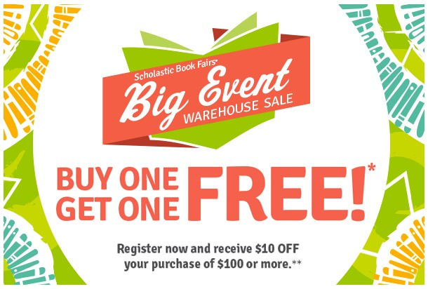 Scholastic Warehouse Sale Up To 80 Off Southern Savers