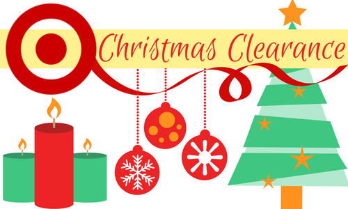 Target Christmas Clearance Sale Up To 50 Off