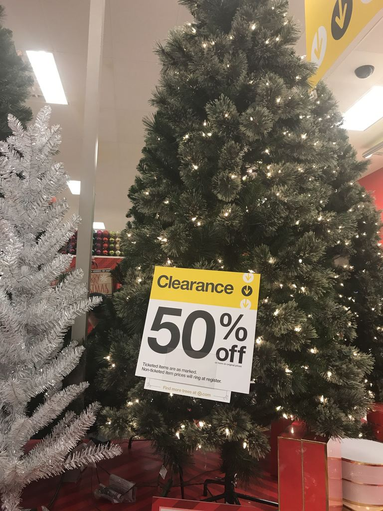 Target Christmas Clearance Sale | Up to 50% off :: Southern Savers