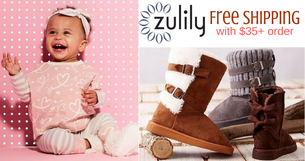 Zulily Coupon Code | Free Shipping with $35+ Order :: Southern Savers