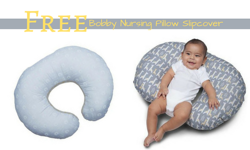 Babiesrus Deal Free Boppy Nursing Pillow Slipcover