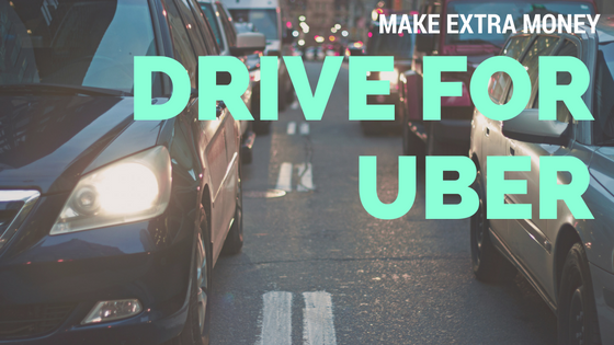 Looking to make extra money? Consider driving for Uber!