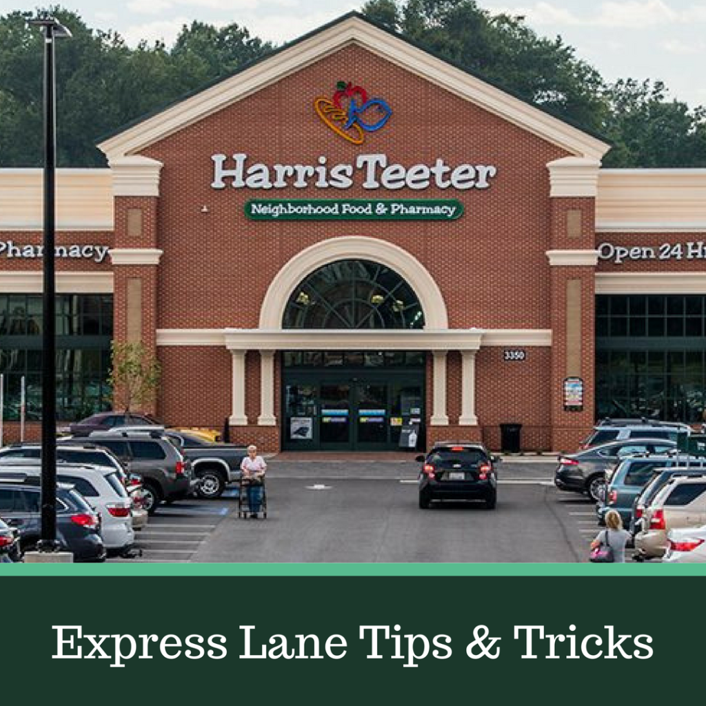 harris teeter express lane promo code 2017