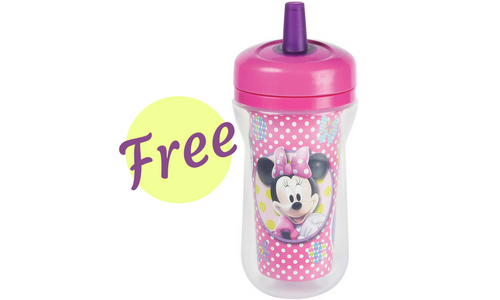 image about Baby R Us Printable Coupon titled Infants R Us Discount coupons: Totally free Disney Straw Cup + Added
