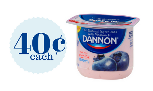 dannon yogurt cups