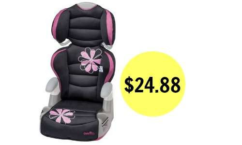 Get A Good Deal On An Evenflo Car Seat With This From Walmart Right Now They Have The Big Kid Amp Booster For 2488 Regularly About