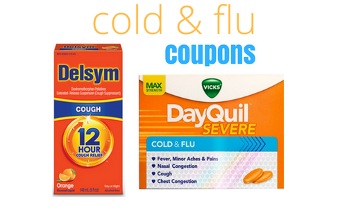 flu medicine coupons