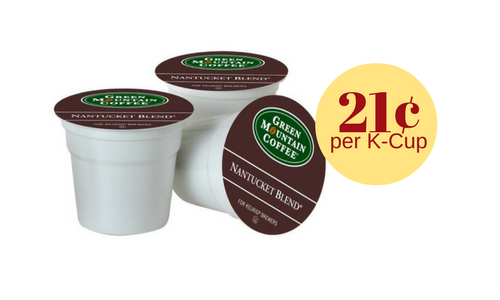 "$15 OFF + 32¢ K-Cups @ Boxed Search ""Prince & Spring K-Cup"" 31¢ K-Cups from Walmart. INCREDIBLE K-CUP DEALS ON GROUPON HERE. I love my Keurig K-Cup Coffee Brewer. I have the Keurig B60 Special Edition Brewing System I UPGRADED TO THE Cadillac of Keurig Machines, the K, and I can't say enough good things about it."
