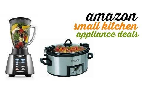 Amazon Small Kitchen Appliances Deals Southern Savers