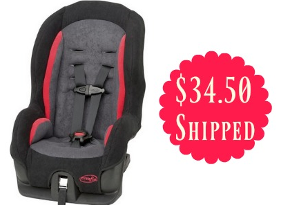 Evenflo Tribute Convertible Car Seat 34 50 Shipped