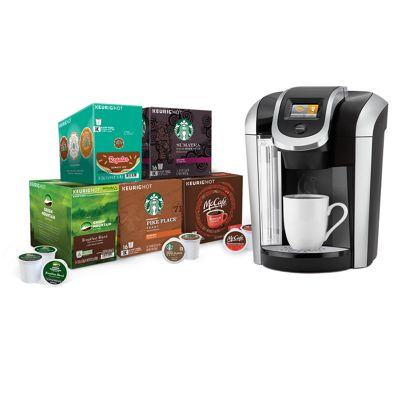 Keurig Coffee Maker At Kroger : Keurig K55 Brewer + 48 K-Cups for USD 99 :: Southern Savers