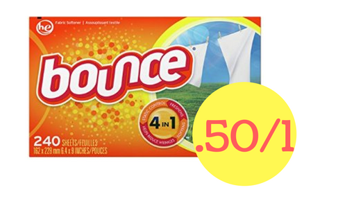 Bounce discount coupon