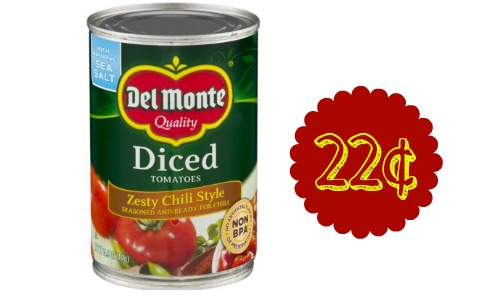 Del Monte Coupon 22 Canned Tomatoes Southern Savers