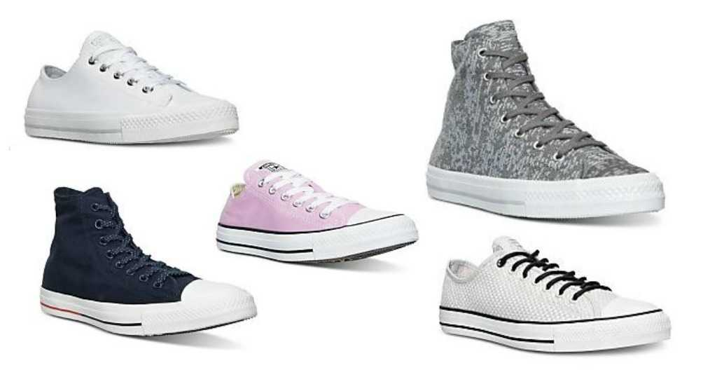 Converse Shoes For Men At Macys