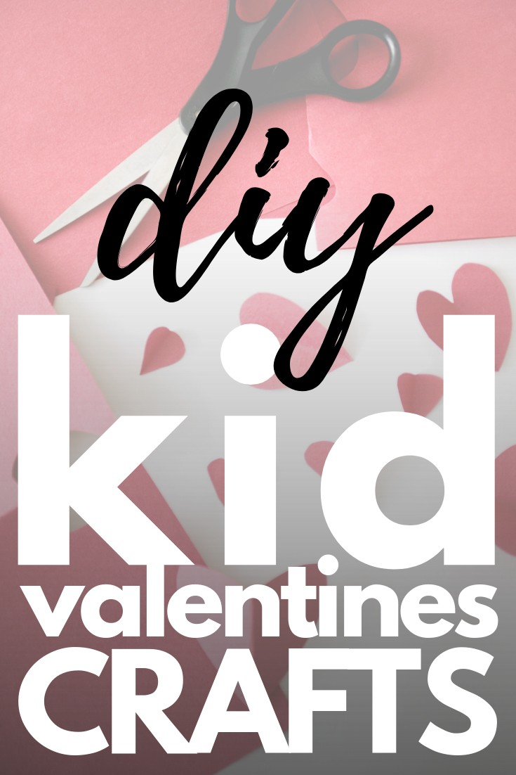 diy kid valentines crafts