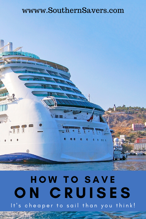 Wondering how to save on cruises? It's cheaper to sail than you think if you take advantage of these tips and tricks before you book your next trip!