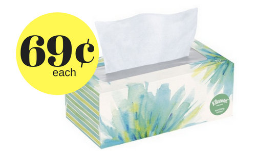 kleenex coupon