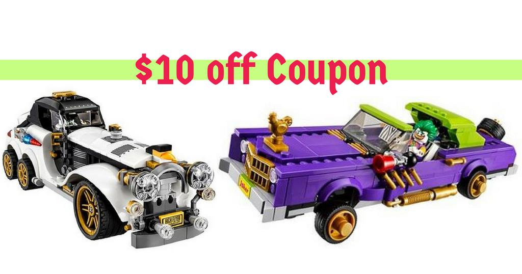 Target coupon 10 off 50 lego batman purchase southern savers target coupon 10 off 50 lego batman purchase fandeluxe Gallery