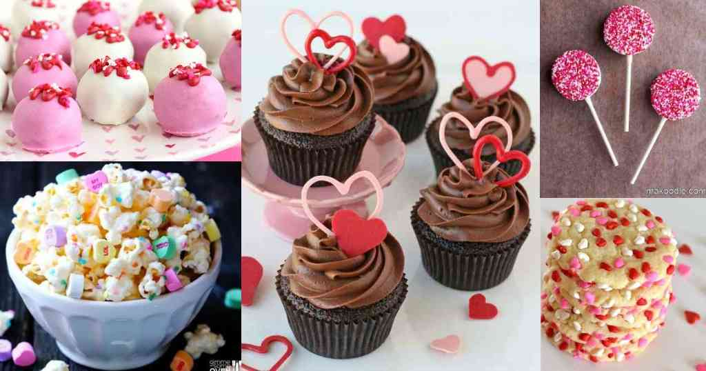 20 Easy Valentine S Day Recipes Sweet Treats Southern Savers