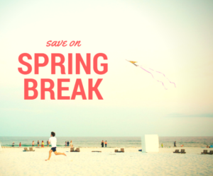 spring break free online