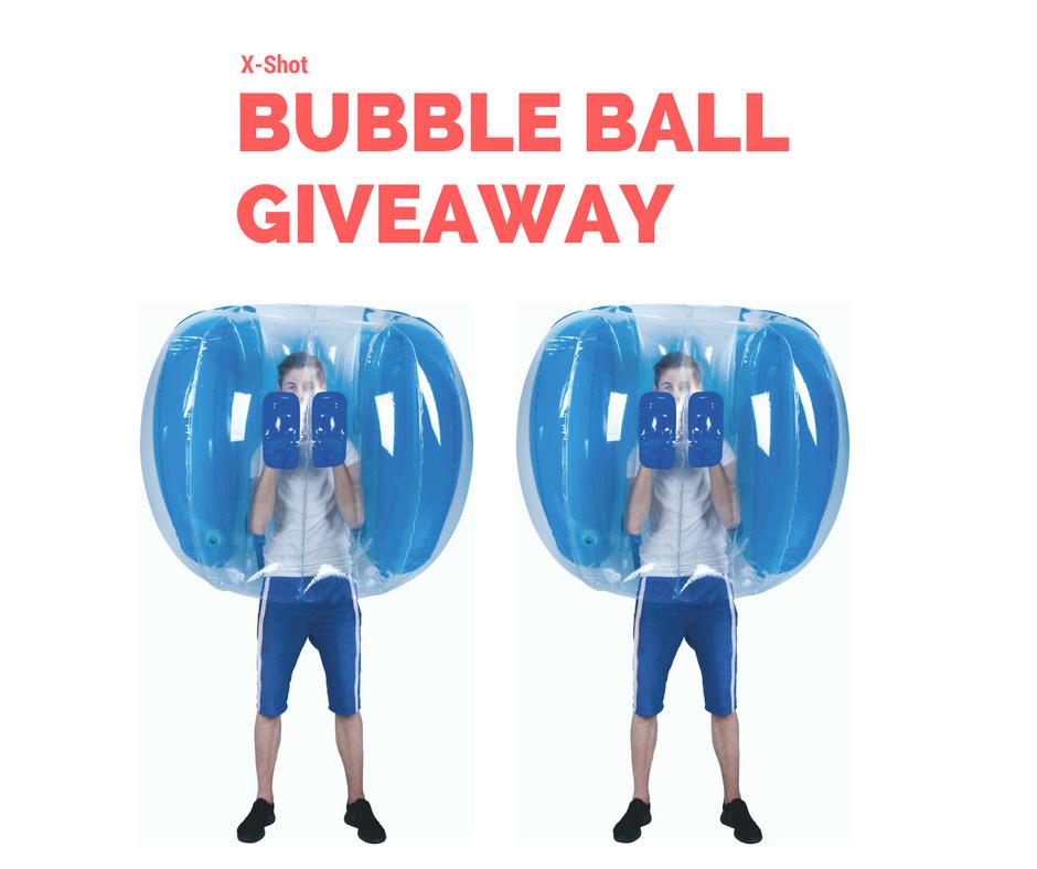 Buy Manufacturer Coupons >> Zuru X-Shot Bubble Ball Giveaway :: Southern Savers