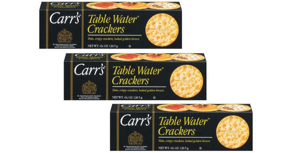 carr's coupon