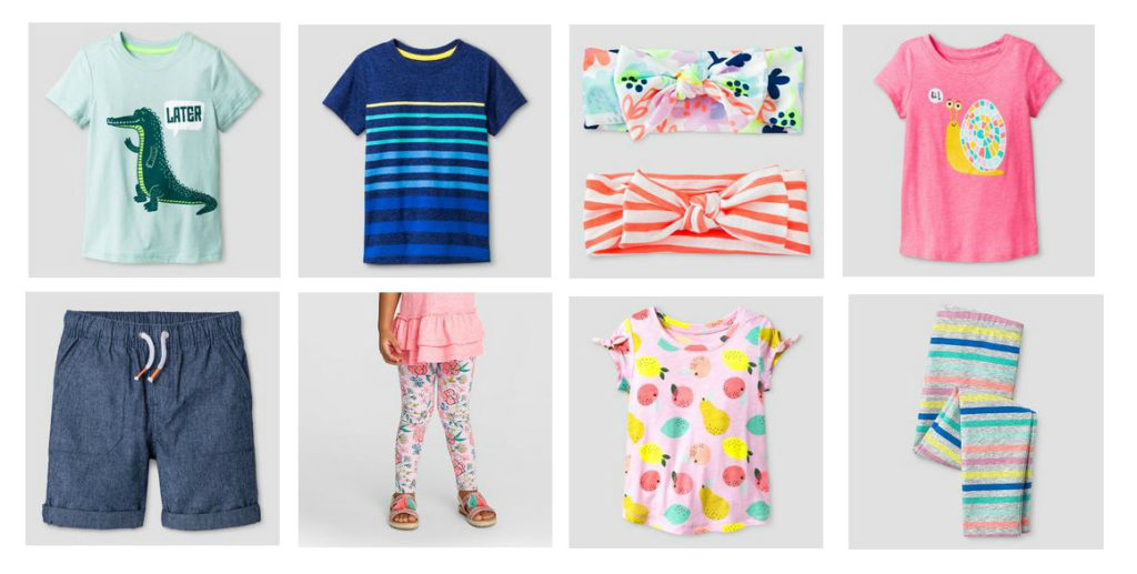 d894d7423 Target Sale: Cat & Jack Kid's Clothing, Starting at $4 :: Southern ...