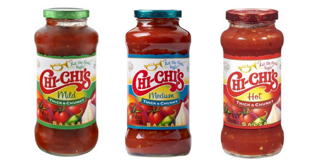 chi-chi salsa