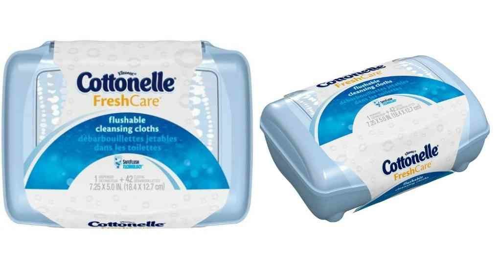 picture about Cottonelle $1 Printable Coupon identify Cottonelle Discount coupons 78¢ New Treatment Wipes :: Southern Savers