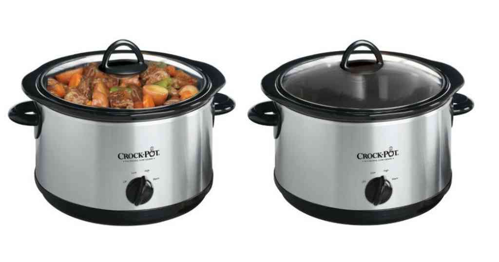 grab a new slow cooker with these deals from target right now they are offering a sale where you can get 20 off select crock pot slow cookers