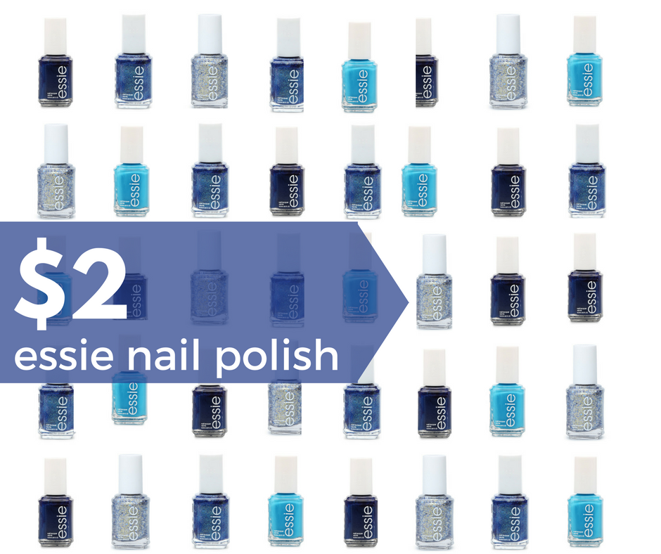 $2 Essie Nail Polish
