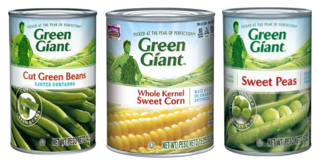 free green giant vegetables at cvs     southern savers