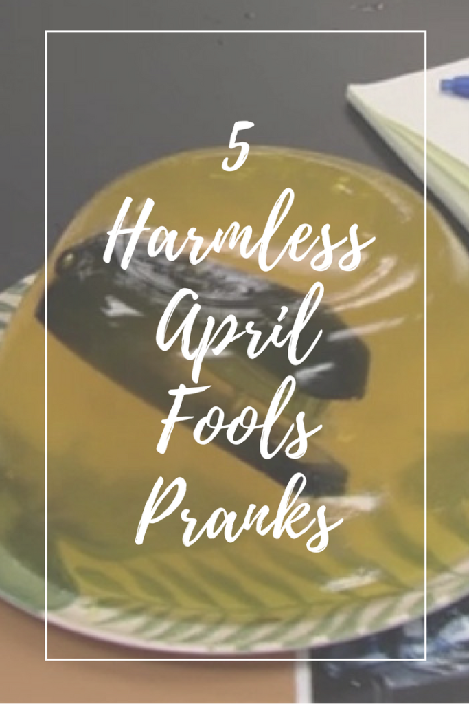 Buy Manufacturer Coupons >> 5 Harmless April Fools Pranks :: Southern Savers